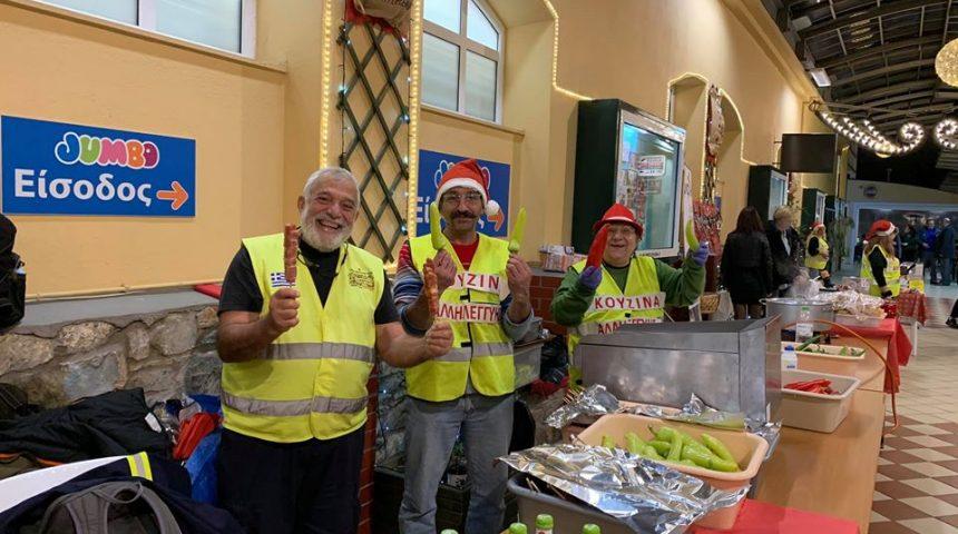 Μαγειρέματα στη στοά του Old City και χριστουγεννιάτικες παραστάσεις!